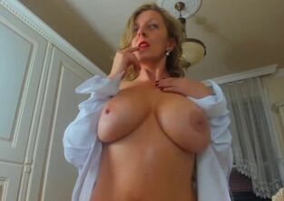 Sexy milf boobs