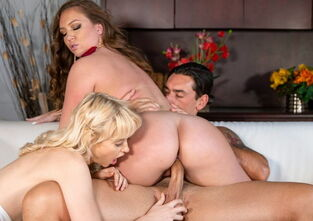 Chloe couture threesome