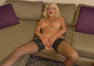Tumblr mature blonde