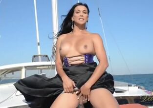 Milf on boats